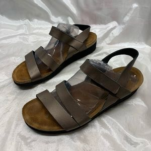 Naot Kayla Wedge Sandals